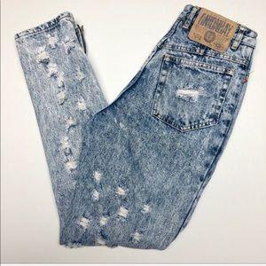 Vintage Acid Wash Union Bay Jeans